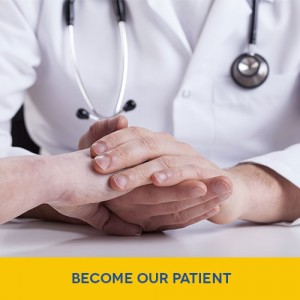 Become our patient