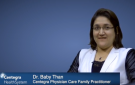Get to know Dr. Baby Than, Family Practice Physician – Centegra Physician Care