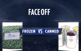 Faceoff Canned vs Frozen