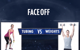 Faceoff tubing vs weights