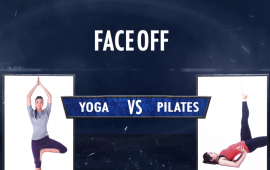 Faceoff yoga vs pilates