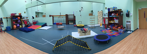 Youth Gym at Milestones
