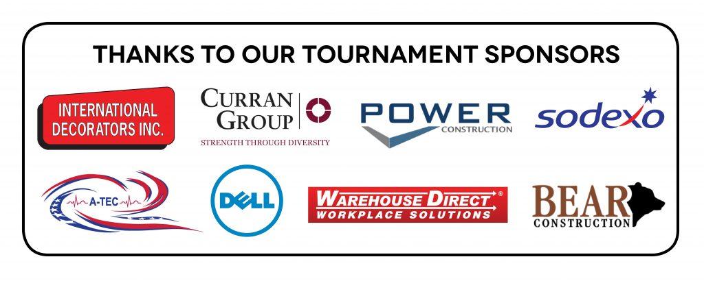 2016 Tournament Sponsors