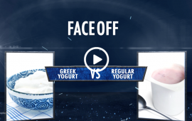 Centegra Faceoff Greek Yogurt