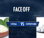 aspartame and stevia